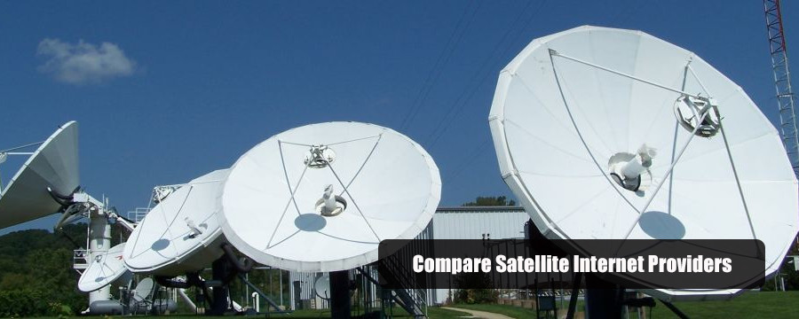 Compare Satellite Internet Providers