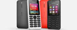 Nokia 130 battery lasts more than a month, costs 19 euros